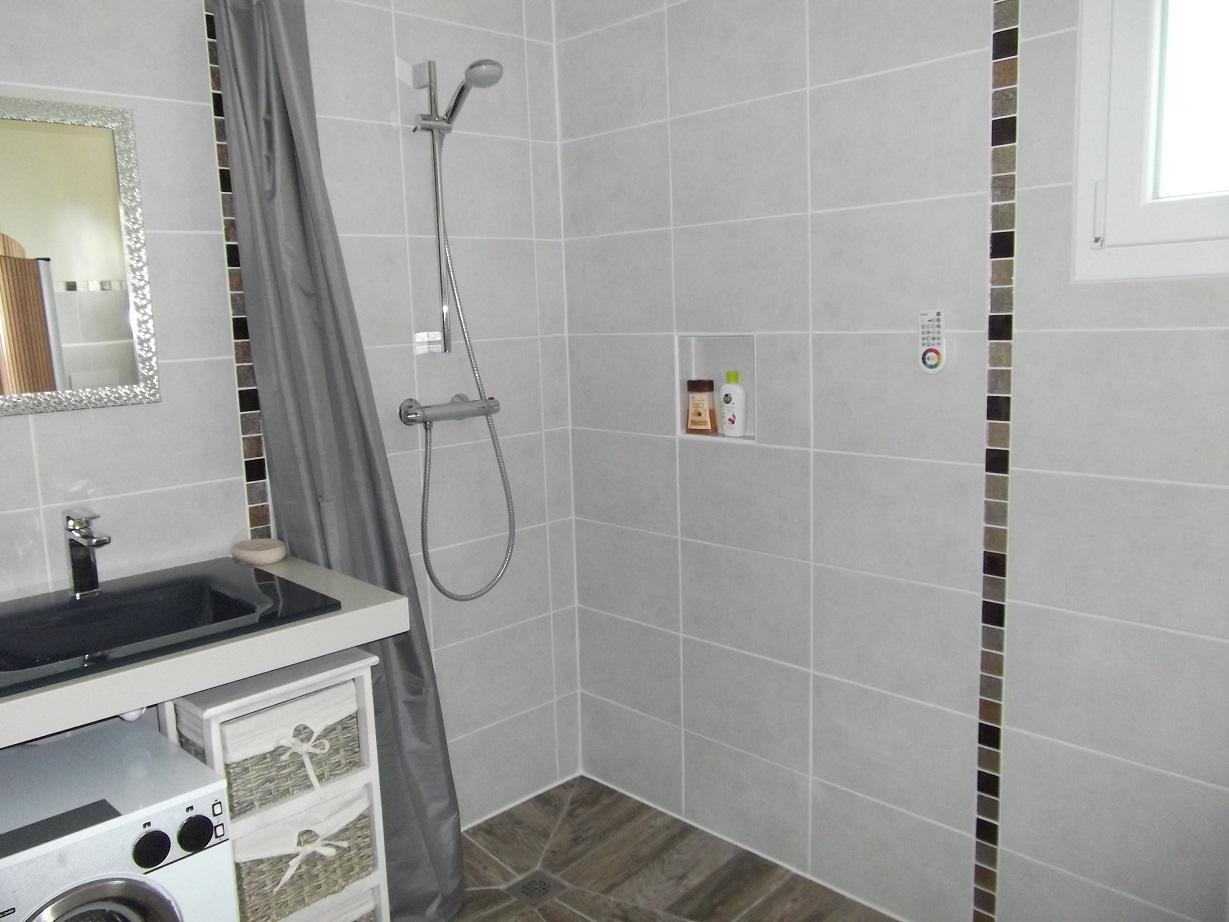 Salle d'eau Gite Bretagne